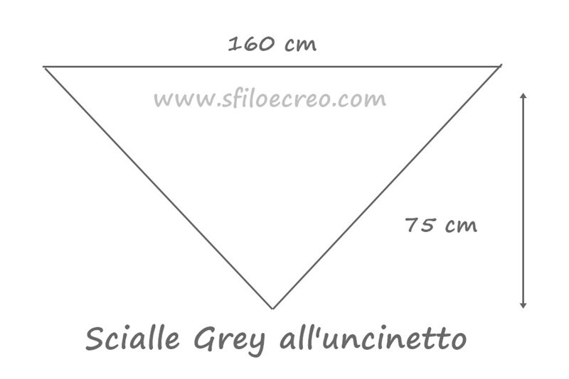 scialle grey