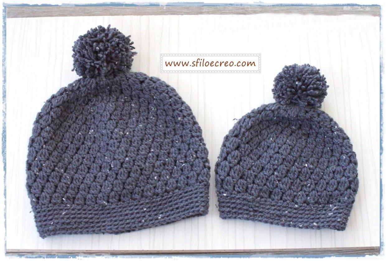 berretti con noccioline per piccoli e grandi