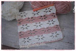 Read more about the article Punto con fiori traforati