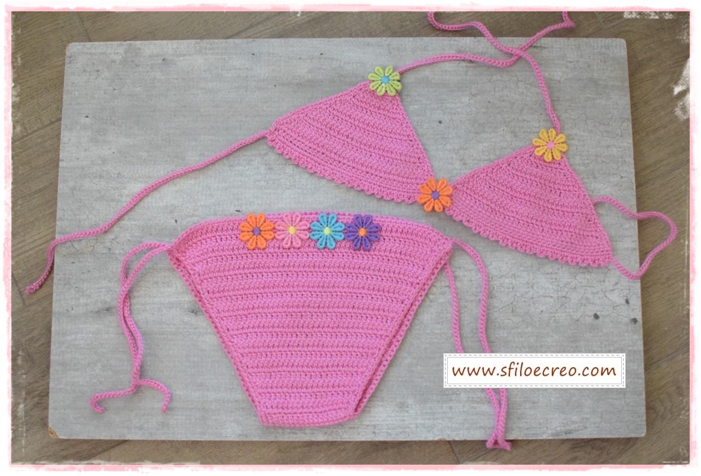 Read more about the article Come fare un costume da bimba a uncinetto